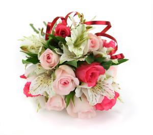 цветы к поздравлению